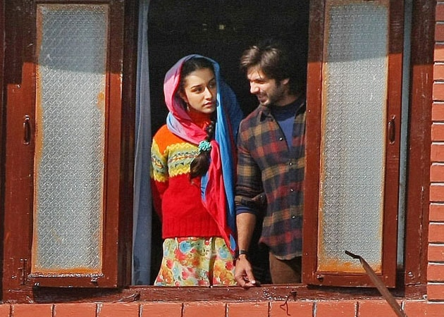 Haider takes Shahid Kapoor into 'different' space