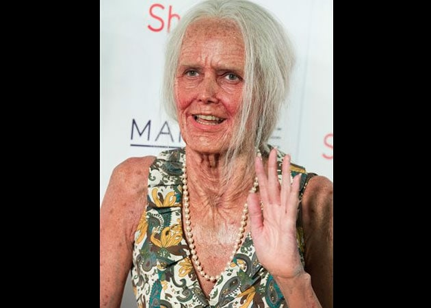 Heidi Klum turns old for Halloween