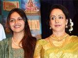 Hema Malini won't reveal details of daughter Ahana's wedding