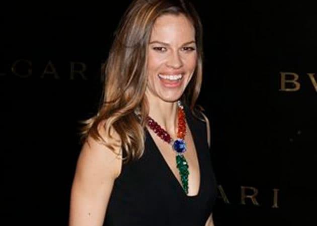 Hilary Swank to visit India for amfAR gala