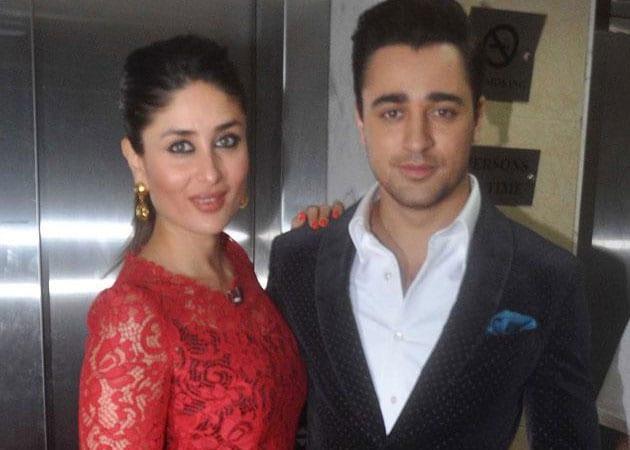 Kareena Kapoor: Imran has given his best performance in Gori Tere Pyaar Mein