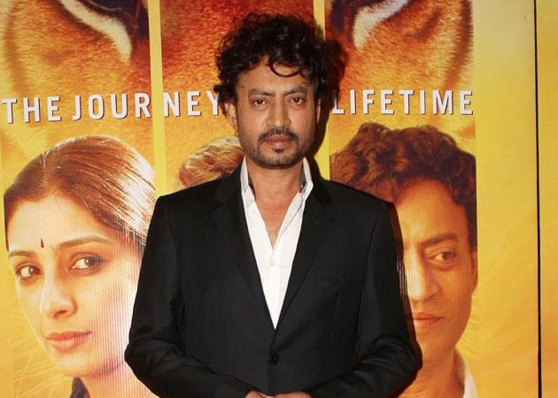 Irrfan Khan: Need to change world's perception of Bollywood being an item number
