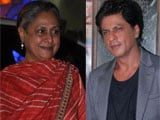 Shah Rukh Khan says he'll learn Bengali from Jaya Bachchan