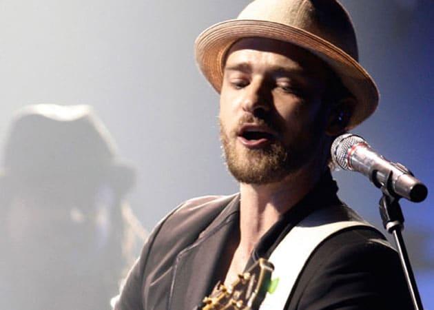 Justin Timberlake: I'm not cool