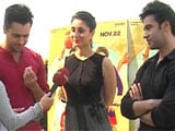 Kareena Kapoor's in charge on set, say co-star and director