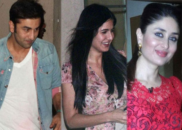 Kareena Kapoor spills Ranbir and Katrina's secret