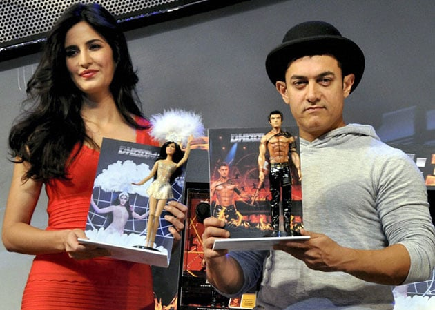 Aamir Khan wants to give son Azad a Dhoom: 3 doll