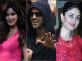 Katrina Kaif, Kareena Kapoor make good use of Hrithik Roshan's absence