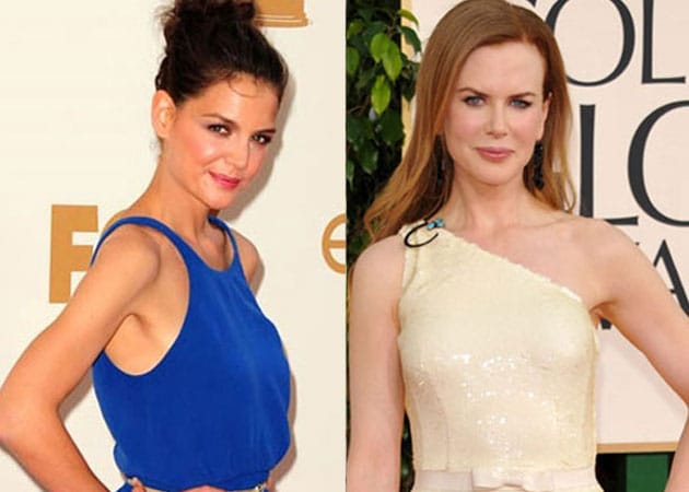 Tom Cruise's ex-wives Nicole Kidman, Katie Holmes are now friends