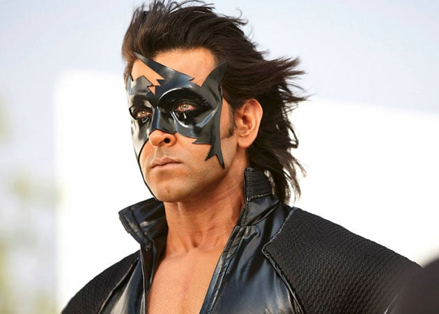 Krrish 3 makes Rs 200 cr, aims for Rs 300 cr
