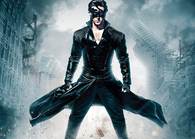 Krrish 3 sets off to flying start across the country