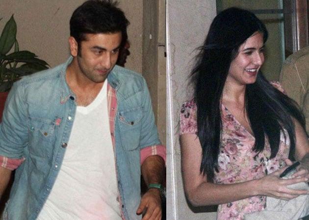 Katrina Kaif, Ranbir Kapoor's midnight date interrupted by paparazzi