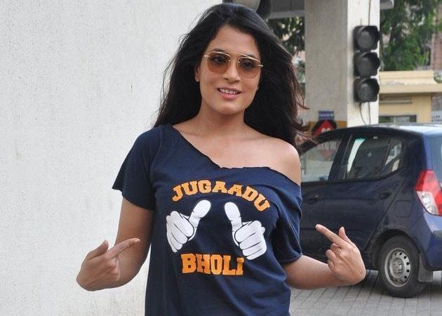 Ram-Leela promotions don't upset Richa Chaddha