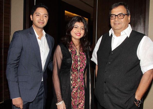 Subhash Ghai launches Shreyas Talpade's second Marathi movie