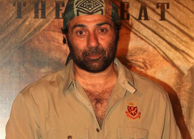 Sunny Deol: Excited and nervous about television debut