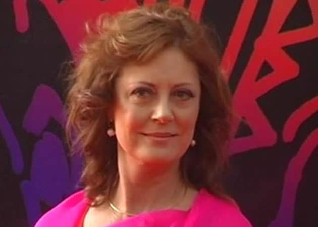 Susan Sarandon: Ashamed as an American for not seeing foreign films
