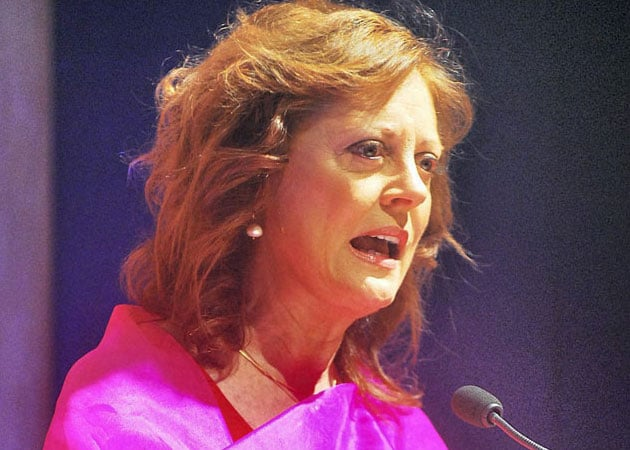 Susan Sarandon: I can play a 'stupid' tourist in Indian film