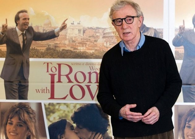 Woody Allen: My children are totally unimpressed with my work