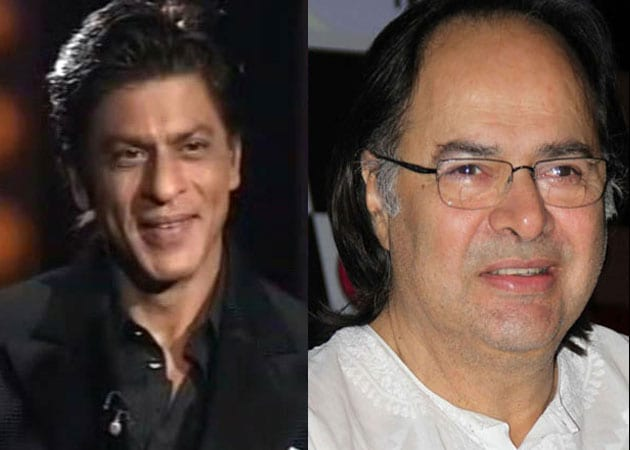 Shah Rukh Khan regrets not having spent enough time with Farooq Sheikh