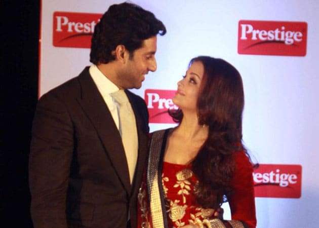 Abhishek Bachchan: Aishwarya has always been around