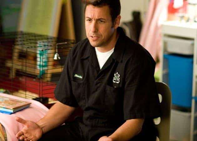 Adam Sandler named most overpaid actor