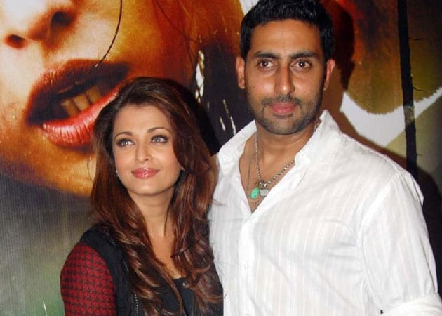 Abhishek Bachchan cancels work to be with Aishwarya