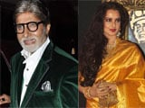 Amitabh Bachchan dismisses reports of working with Rekha