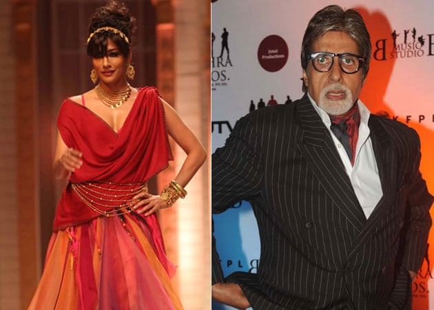 Chitrangada Singh: Amitabh Bachchan is timeless