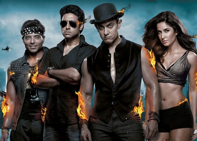 Dhoom: 3 crosses Rs 200 crore, races for Rs 300 crore