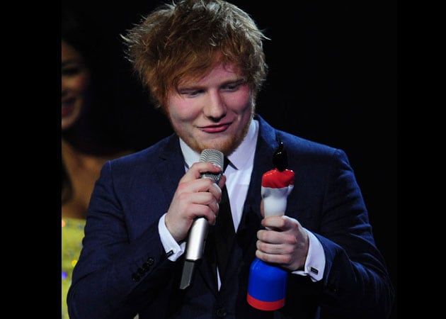 Why Ed Sheeran almost lost The Hobbit: The Desolation of Smaug