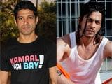 Shah Rukh Khan to share screen space with Farhan Akhtar in <i>Raees</i>