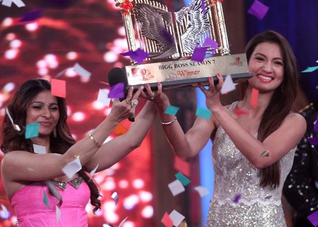 Gauhar Khan aims for superstardom post Bigg Boss 7 win