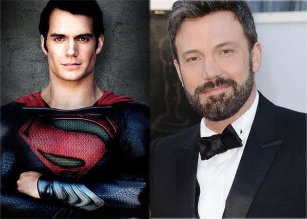 Henry Cavill: Ben Affleck with be 'fantastic' Batman