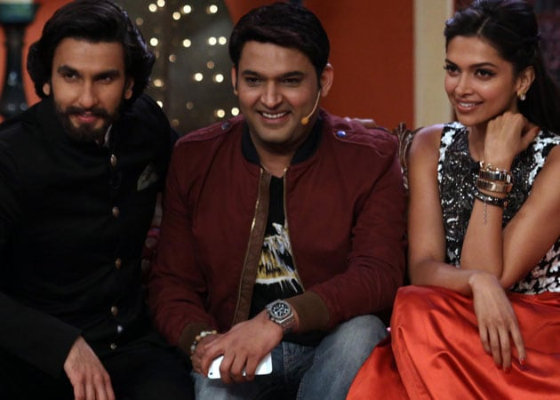 Kapil Sharma features in Forbes India's 'celebrity 100' list