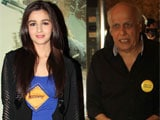 Alia wants to be directed by father Mahesh Bhatt