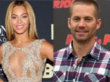 Beyonce pays tribute to Paul Walker during concert