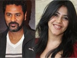 Prabhu Deva, Ekta Kapoor to team up for a film?