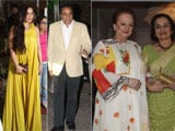 Rani, Dharmendra, Asha Parekh attend Dilip Kumar's birthday celebrations