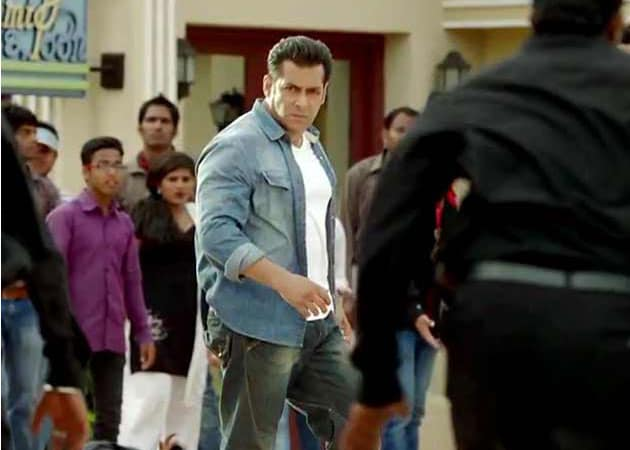 In Jai Ho, Salman Khan is an aam aadmi and a sleeping lion