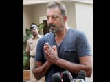 No favour has been granted to me: Sanjay Dutt after leaving jail
