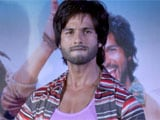 Shahid Kapoor: Relieved after <i>R...Rajkumar</i> success