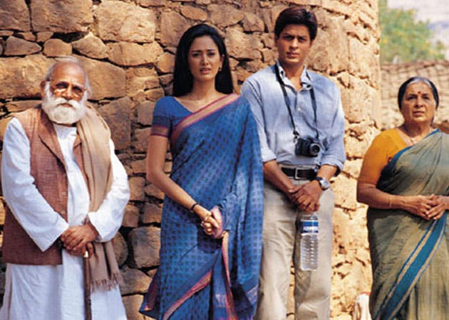 Shah Rukh Khan: Could not bear to see Swades end - NDTV Movies