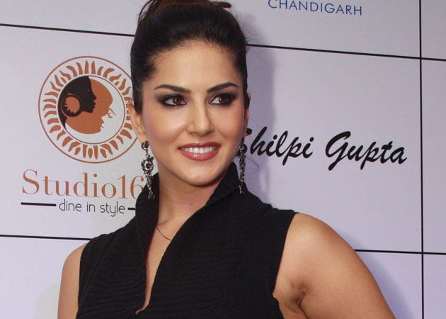 Sunny Leone's images most downloaded on mobile