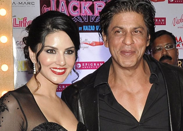 Sunny Leone: It was my dream to meet Shah Rukh Khan