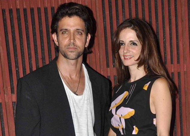 Sussanne Roshan denies reports about Rs 100 crore divorce settlement