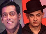 "Salman Khan finds Aamir Khan's <i>Jai Ho</i> tweet ""sweet"""