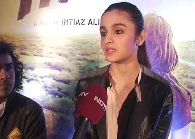 Alia Bhatt on Saifai performance: Don't regret it but need to be more aware
