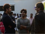 Amitabh Bachchan glad Ranbir Kapoor made him watch <i>The Wolf Of Wall Street</i>