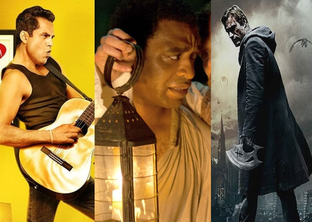 Today's big releases: One By Two, 12 Years A Slave