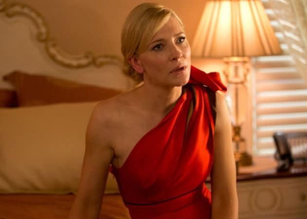 Cate Blanchett: Filming Blue Jasmine was like going into battle everyday